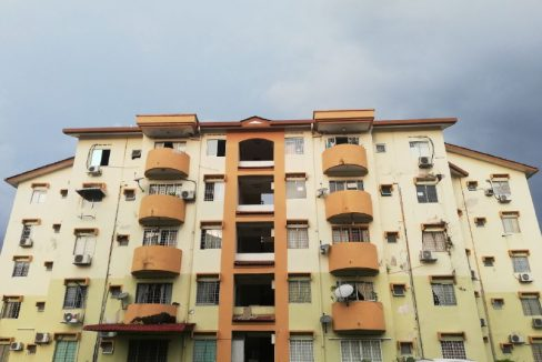 Subang Perdana Good Year Court 3