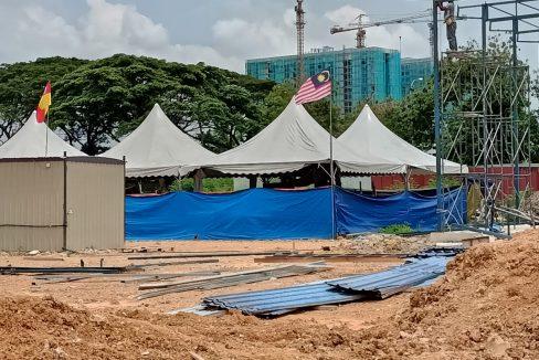 Tanah Tepi Jalan Elmina