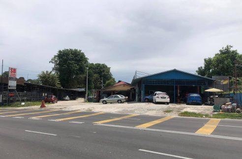 Tanah Tepi Jalan Sungai Pelong